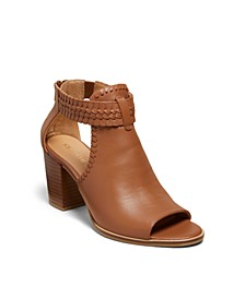 Tinsley Open Toe Booties