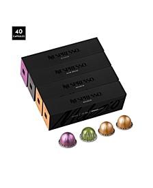 VertuoLine Medium Roast Pack, 40 Capsules