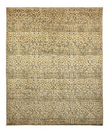 """CLOSEOUT! One of a Kind OOAK966 Beige 6'1"""" x 12'5"""" Area Rug"""