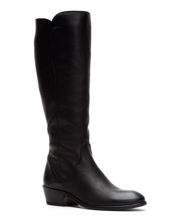 Frye Carson Wide Piping Tall Boots