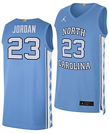 Men's Michael Jordan North Carolina Tar Heels Limited Basketball Player Jersey