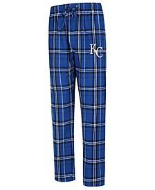 Men's Kansas City Royals Hillstone Flannel Pajama Pants