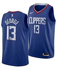 Men's Paul George Los Angeles Clippers Icon Swingman Jersey