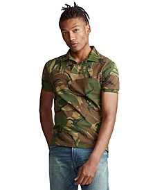 Men's Short Sleeve Classic Fit Polo Shirt