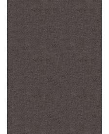 "Aria Brushstrokes 701 90072 46 Gray 3'11"" x 5'3"" Area Rug"