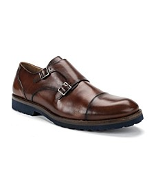 Men's Newport Double Buckle Cap Toe Shoe