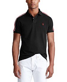 Men's Lunar New Year Mesh Polo Shirt
