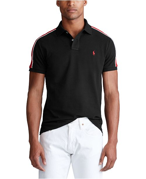 Polo Ralph Lauren Men's Lunar New Year Mesh Polo Shirt
