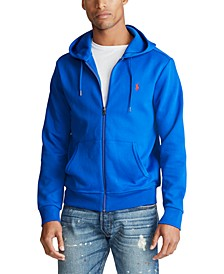 Men's Double-Knit Full-Zip Hoodie