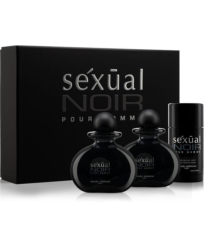 Michel Germain - Sexual Noir Pour Homme Gift Set