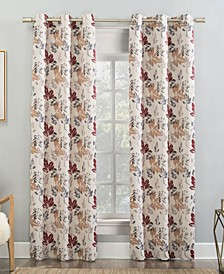 Gabriella Floral Blackout Curtain Panel Collection