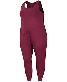 Plus Size Dri-FIT Yoga Jumpsuit