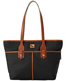 Dooney & Boukre Wayfarer Double Pocket Tote