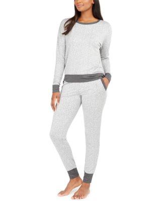 Women's Animal-Print Pajama Top, Created for Macy's