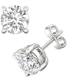 Diamond Stud Earrings (1 ct. t.w.) in 14k WhiteGold