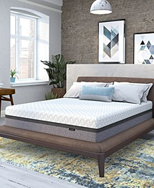 "Smart Temp 13"" Memory Foam Mattress- Twin"