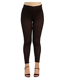 Women's Stretch Ankle Length Maternity Leggings