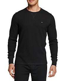 Men's Long-Sleeve Thermal  Shirt, Created for Macy's