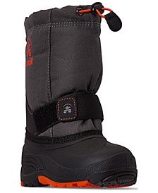 Little Boys Rocket Winter Boots from Finish Line