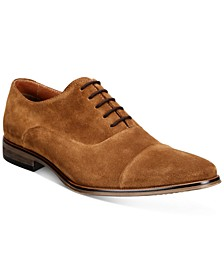 Men's Flynn Cap-Toe Oxfords, Created for Macy's