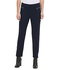 Zip-Pocket Pants
