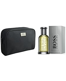 Receive a Free 2-Pc. Gift Set with any large spray purchase from the Hugo Boss fragrance collection
