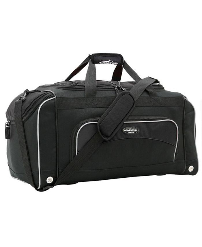 "Travelers Club - 24""Multi-Pocket w/Shoe Pocket"