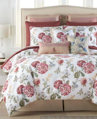 Fleur Queen Comforter Set