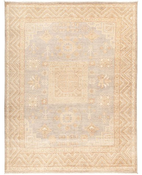 """Timeless Rug Designs CLOSEOUT! One of a Kind OOAK2763 Beige 7'10"""" x 10'1"""" Area Rug"""