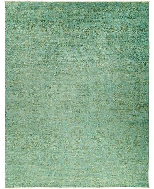 """Timeless Rug Designs CLOSEOUT! One of a Kind OOAK454 Mint 9' x 11'7"""" Area Rug"""