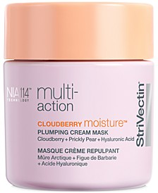 Multi-Action Cloudberry Moisture Plumping Cream Mask, 3.2-oz.