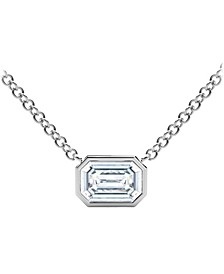 Tribute™ Collection Diamond (1/2 ct. t.w.)  Necklace with Mill-Grain in 18k Yellow, White and Rose Gold