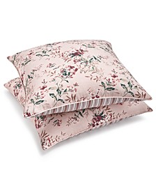 "2-Pk. Carolina 20"" x 20"" Decorative Pillows"