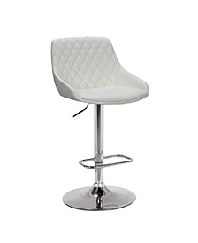 Anibal Adjustable Bar Stool