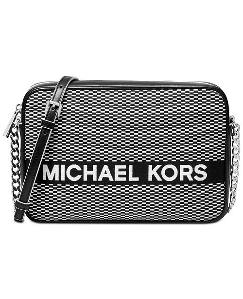 Michael Kors Jet Set Large East West Crossbody