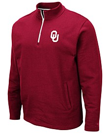 Men's Oklahoma Sooners Comic Book Quarter-Zip Pullover