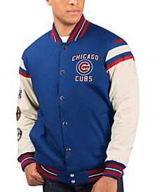 Men's Chicago Cubs Victory Form Commemorative Jacket