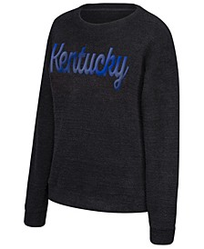 Women's Kentucky Wildcats Boucle Crew Sweatshirt