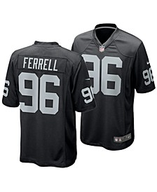 Men's Clelin Ferrell Oakland Raiders Game Jersey