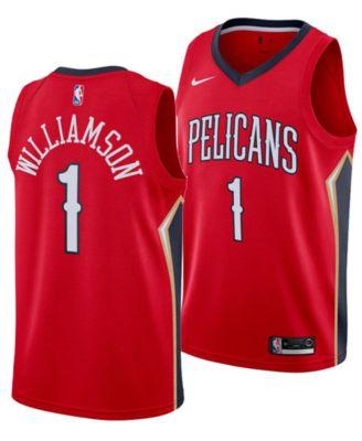 pelicans jersey