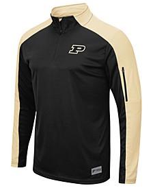 Men's Purdue Boilermakers Promo Quarter-Zip Pullover