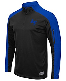 Men's Air Force Falcons Promo Quarter-Zip Pullover