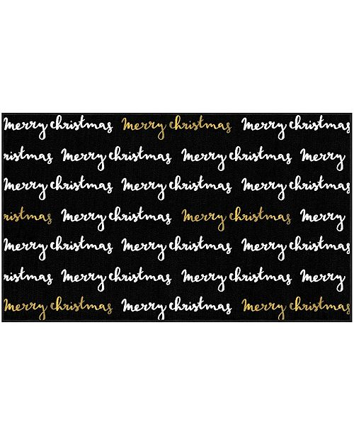 """Mohawk Merry Wishes Accent Rug, 30"""" x 50"""""""