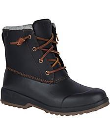 Women's Maritime Boots