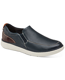 Johnston & Murphy Men's Farley Slip-On Sneakers