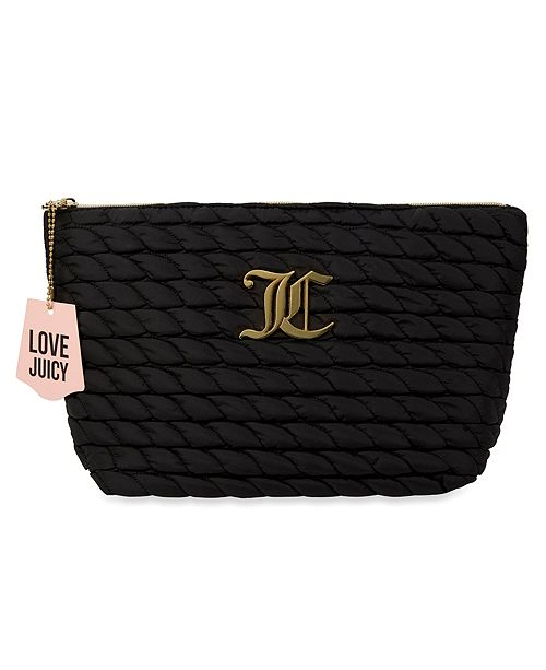 Juicy Couture Pyramid Beauty Bag