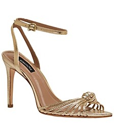 Delia Strappy Sandals