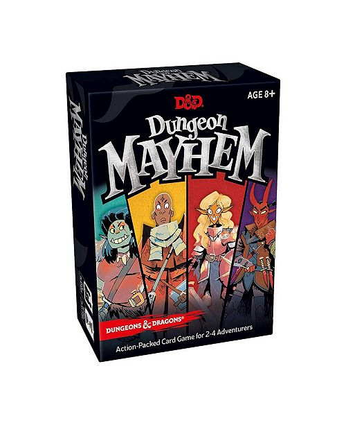 Wizards of the Coast Dungeon Mayhem Board Game