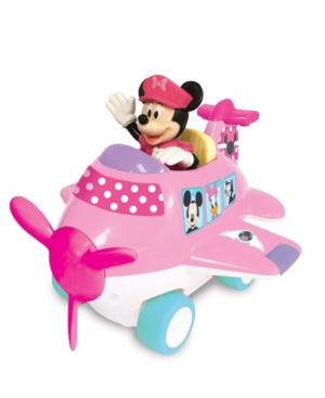 Kiddieland Disney Minnie Mouse Friends Airplane Adventure Toy