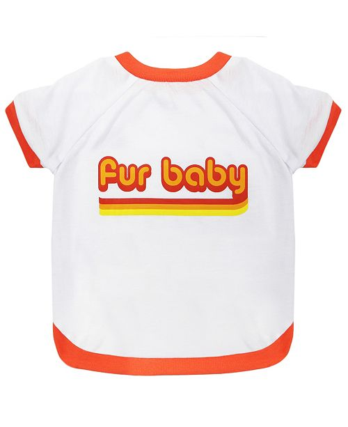 Pets First Pet Tee - Fur Baby Small
